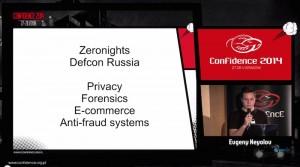 Bitcoin Forensics a Confidence 2014